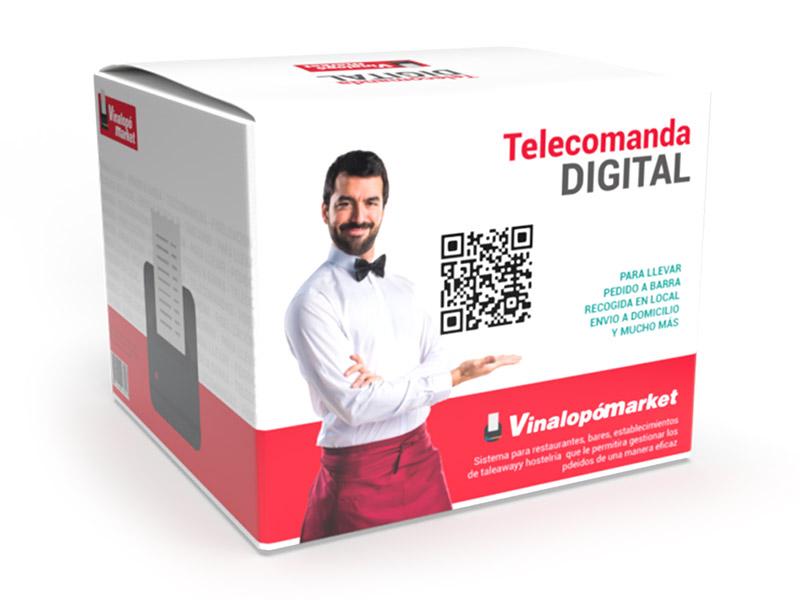 Telecomanda VinalopóMarket